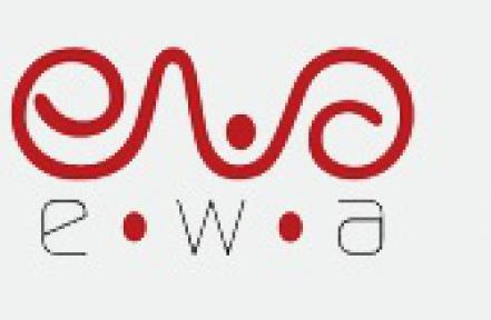 """PPHU """"EWA"""" logo"""