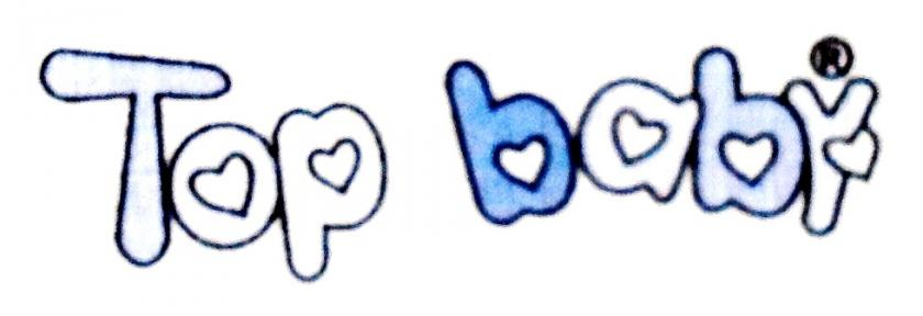 TOP BABY logo
